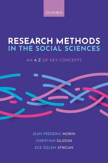 COVER OUP Research Methods in the Social Sciences