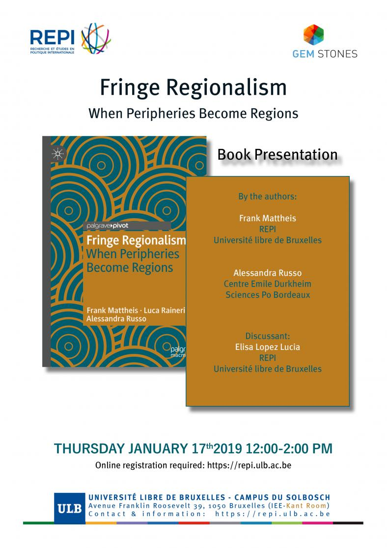 Fringe Regionalism: When Peripheries Become Regions
